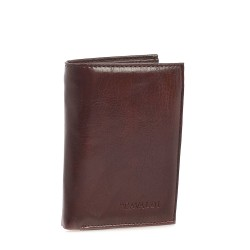 Hnědá pánská peněženka CAVALDI  M4-470