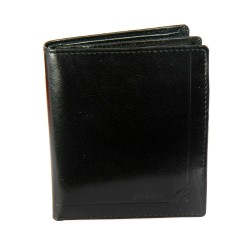 Černá pánská peněženka RONALDO  MR01-OX
