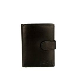 Černá pánská peněženka PAUL ROSSI  N4L-S