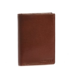 Hnědá pánská peněženka BELLUGIO  VM-57-034