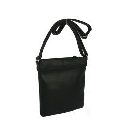 Černá dámská kabelka DAVID JONES  3823-2