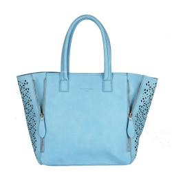 Modrá dámská kabelka BELLE WOMEN  D60142